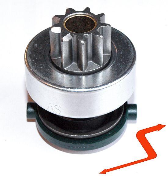 PAS9031 Pastorek starteru Bosch VW Audi KOD 131104