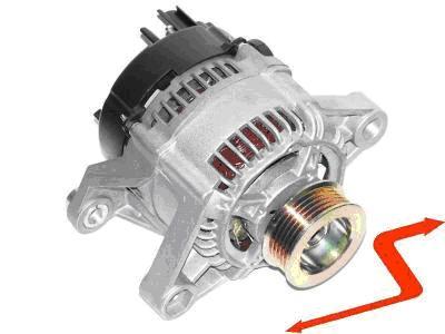 ALT135 Alternator FIAT SIENA PALIO 1.4 1,4