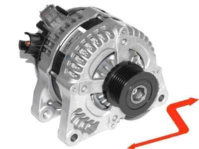 ALT150 Alternator Ford FOCUS C-MAX FUSION 1.6 2.0 TDCi