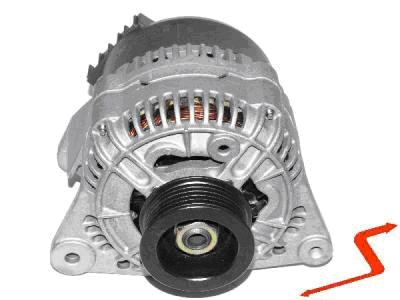 ALT157 Alternator FORD ESCORT 1.4, 1.6, 1.6 16V  1.8 16V