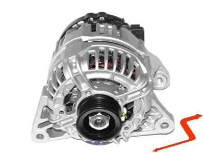 ALT202 ALTERNATOR SKODA FABIA SEAT AROSA VW LUPO 1.0 1.4