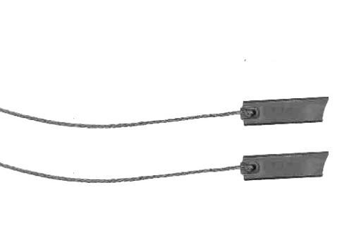 UA014 uhlíky do alternátoru AB6003  24x8x5