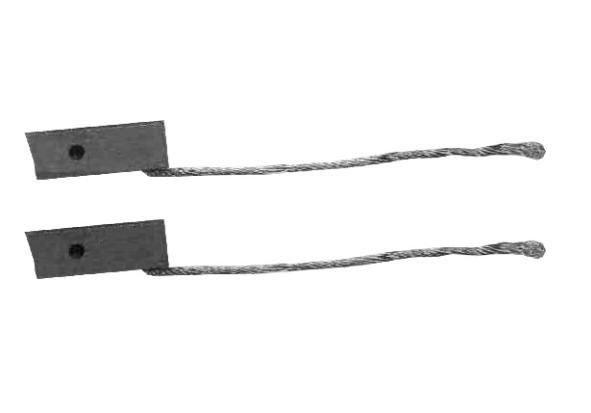 UA015 uhlíky do alternátoru  17x8x5