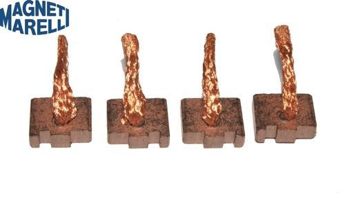US009 uhlíky do starteru BSX159 / 160 AMS0018 BOSCH 5x16x13 mm