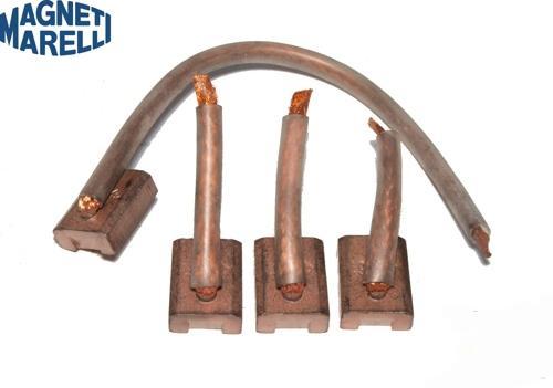 US018 uhlíky do starteru JSX21 - 22 MARELLI 6x13x17.5 AMS0051