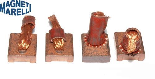 US020 uhlíky do starteru JSX33 - 34  MARELLI 6x15x16.7 mm AMS0053