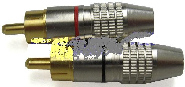 Cinch konektor kov - DVDK880