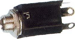 JACK zdířka panel 6,3 M - DVDK896