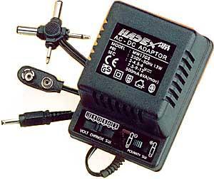 Napáječ 3 - 12 V / 0,5 A - GVDK812