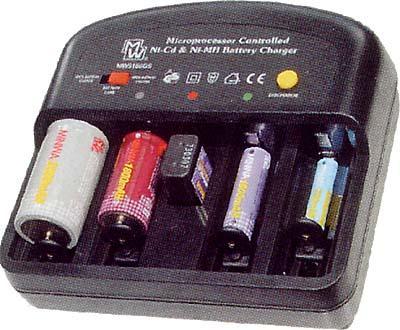 Nabíječ baterií automat - GVDK840