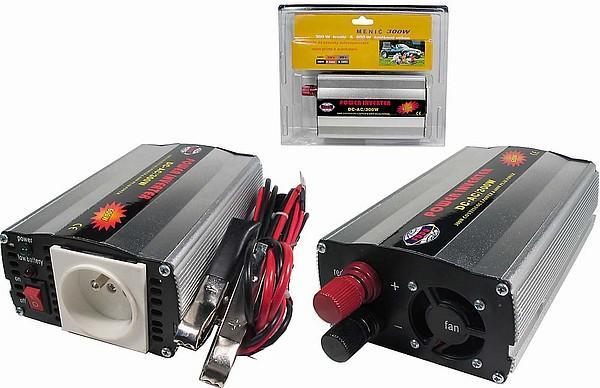 Měnič napětí 24 V / 230 V, 300 W - GVDK883