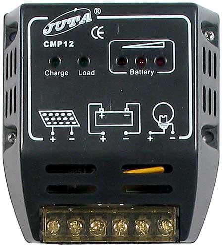 Solární regulátor - GVDK916