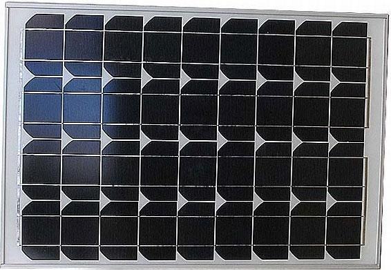 Solární panel 12 V / 40 W - GVDK955