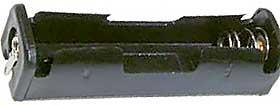 Držák baterie 1x AA - LVDK019