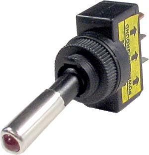 Přepínač páčkový - LVDK314