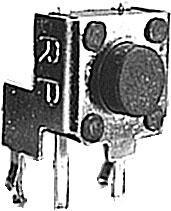 Mikrospínač úhlový - LVDK361