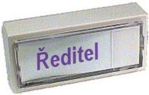 Tlačítko zvonkové - LVDK453