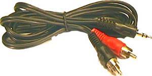 "2x cinch / Jack 3,5"" - 3 m - NVDK984"