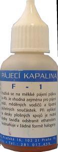 Tavidlo F1 - PVDK018