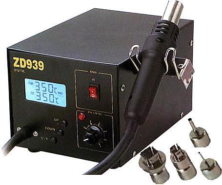 Vyfoukávačka LCD - PVDK081