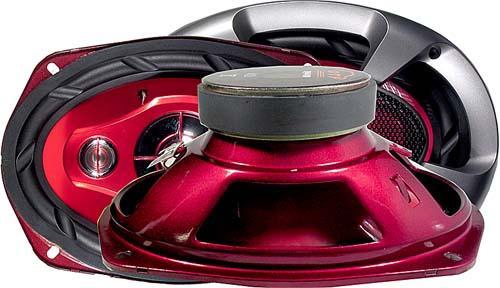 Autorepro ovál 230 mm 3 p. - QVDK449