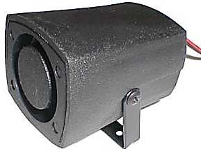 Sirénka 105dB/m QVDK250