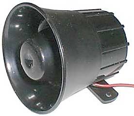 Sirénka 110dB/m QVDK251