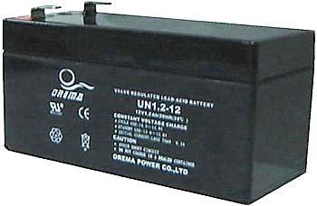 PB akumulátor 12 V / 1,2 Ah - RVDK840