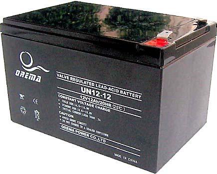 PB akumulátor 12 V / 12 Ah - RVDK845