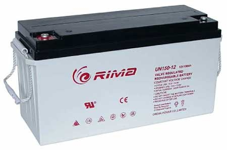 Akumulátor Pb 12V/150Ah RVDK856