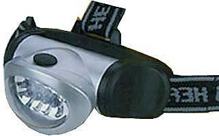 Svítilna čelovka LED 12x - TVDK214