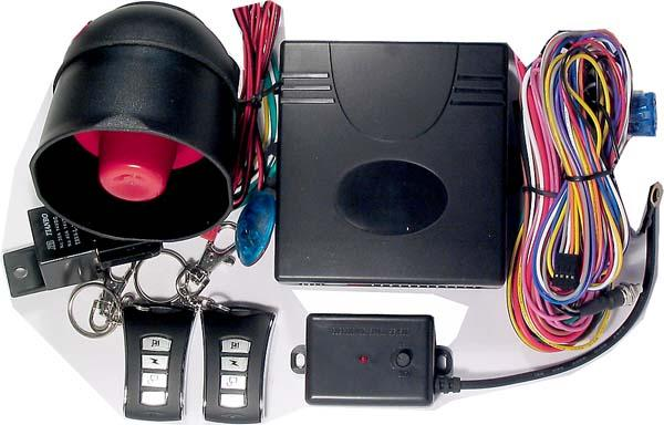 Autoalarm - TVDK816