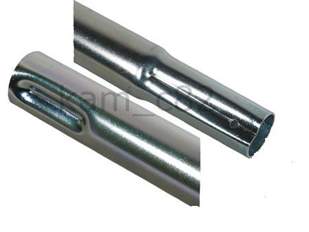 Stožár segment 1000mm / 38mm pozink
