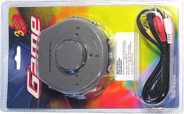 Přepínač videosignálu - DVDK918