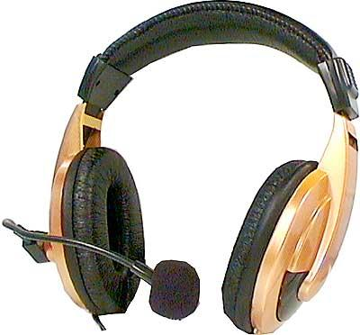 Sluchátka s mikrofonem - QVDK227